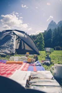 Camping Landes Azur, Azur