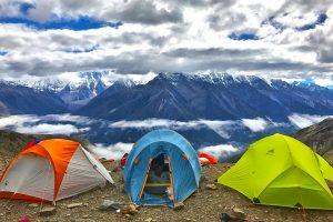 Camping les Ranchisses, Largentière