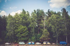 Planifier des vacances en camping